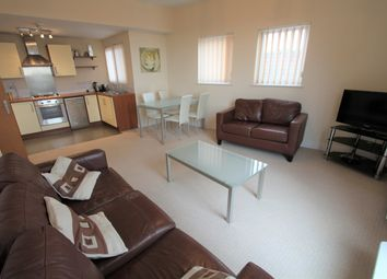 Thumbnail 2 bedroom flat to rent in Shot Tower Close, Chester, Cheshire