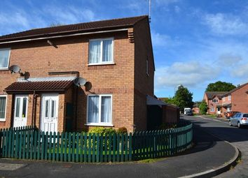 Thumbnail 2 bed semi-detached house for sale in Trickey Close, Tiverton