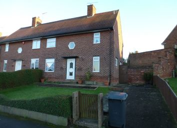 Thumbnail 3 bed semi-detached house for sale in Seymour Road, Eastwood, Nottingham