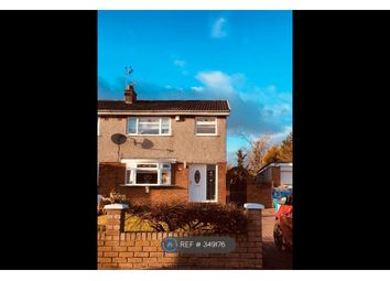 Thumbnail 3 bedroom semi-detached house to rent in Strathord Place, Glasgow