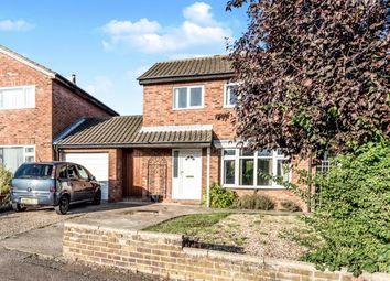 3 bed link-detached house for sale in Beaufort Way, Brickhill, Bedford, Bedfordshire MK41