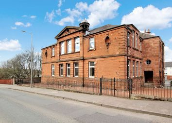 Thumbnail 1 bedroom flat for sale in Cowie Place, Wishaw