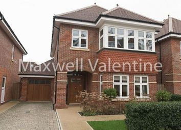 Thumbnail 4 bed detached house to rent in Queen Elizabeth Crescent, Beaconsfield