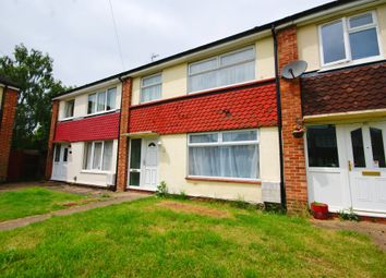 Thumbnail 3 bed terraced house for sale in Hutson Drive, North Hykeham, Lincoln