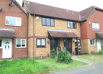 Thumbnail 2 bed terraced house for sale in Saffron Drive, Oakwood, Derby