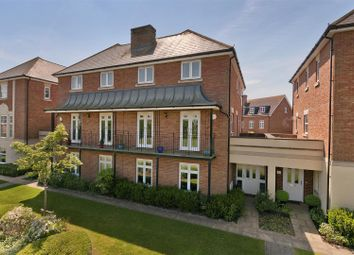 Thumbnail 4 bed town house for sale in Tower View, Kings Hill