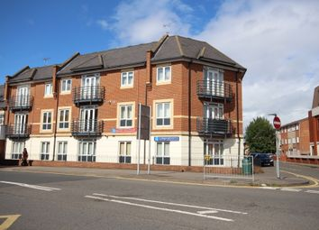 Thumbnail 2 bed flat for sale in Denham Road, Egham