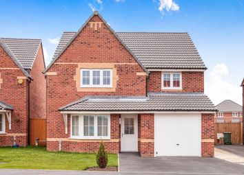 Thumbnail 4 bed detached house for sale in Ruby Lane, Upton, Pontefract