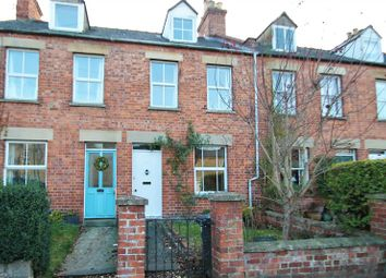 Thumbnail 3 bed terraced house for sale in Watermoor Road, Cirencester, Gloucestershire.