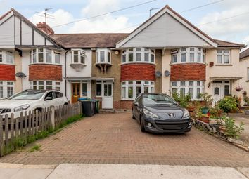 Thumbnail 3 bed terraced house for sale in Clarence Avenue, New Malden, Surrey