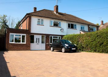 Thumbnail 4 bed semi-detached house for sale in Fairview Road, Stevenage