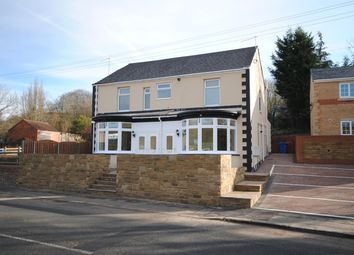 Thumbnail 6 bed flat for sale in Flats, 799 Sheffield Road, Unstone, Chesterfield