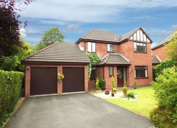 Thumbnail 4 bed detached house for sale in Somerset Park, Fulwood, Preston