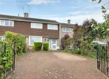 Thumbnail 3 bed terraced house for sale in Packenham Close, Park South, Swindon, Wiltshire