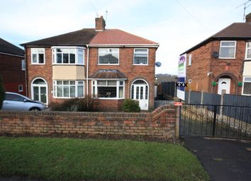 Thumbnail 3 bed semi-detached house for sale in Pennyfields Road, Newchapel, Stoke-On-Trent