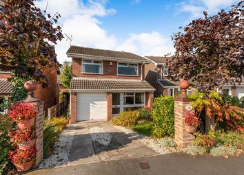 Thumbnail 3 bed detached house for sale in Moss Rise, Newcastle