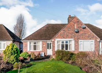 Thumbnail 2 bedroom semi-detached bungalow for sale in St Annes Road, Willingdon, Eastbourne