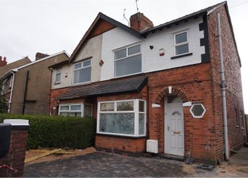 Thumbnail 3 bedroom semi-detached house for sale in Sutton Road, Kirkby In Ashfield