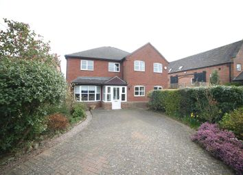 Thumbnail 5 bed detached house for sale in Shrewsbury Road, Hadnall