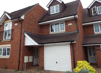 Thumbnail 3 bed semi-detached house to rent in Hayling Close, Cippenham, Slough