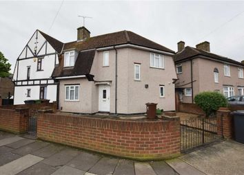 Thumbnail 3 bed semi-detached house for sale in Gainsborough Road, Dagenham, Essex