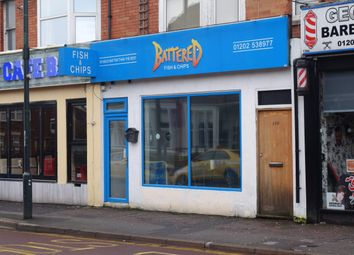 Thumbnail Commercial property to let in Fish & Chip Shop, Bournemouth