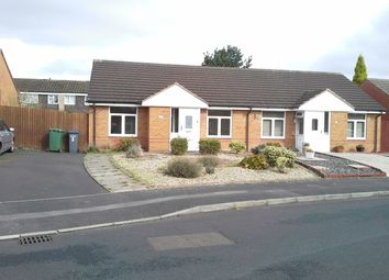 Thumbnail 2 bedroom semi-detached bungalow for sale in Wyegate Close, Smiths Wood
