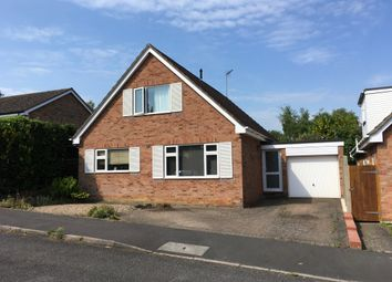 Thumbnail 3 bedroom property to rent in Saxon Rise, Bury St. Edmunds