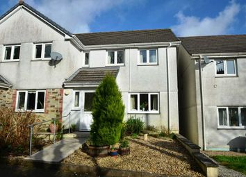 Thumbnail 3 bed terraced house for sale in Church Mews, Stithians, Truro