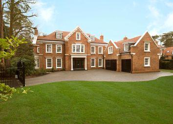 Thumbnail 6 bedroom detached house for sale in Glenmead, Monks Walk, Ascot, Berkshire