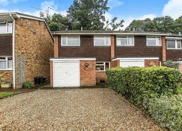 Thumbnail 3 bed end terrace house for sale in Jerrymoor Hill, Finchampstead, Berkshire