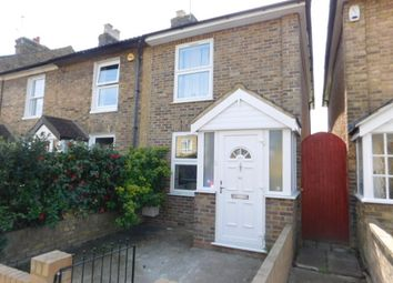 Thumbnail 2 bed end terrace house for sale in Villier Street, Uxbridge