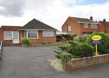 Thumbnail 3 bed detached bungalow for sale in Holyhead Road, Wellington, Telford, Shropshire