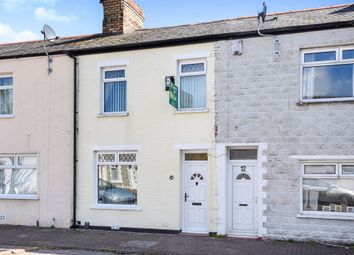 Thumbnail 2 bed end terrace house for sale in Glebe Street, Barry