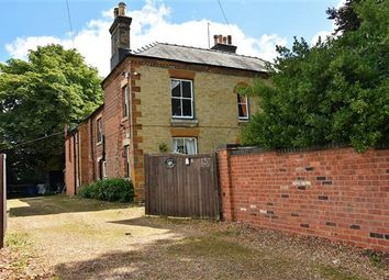 Thumbnail 4 bed detached house for sale in Vale Cottage, 15 Park Road, Irthlingborough