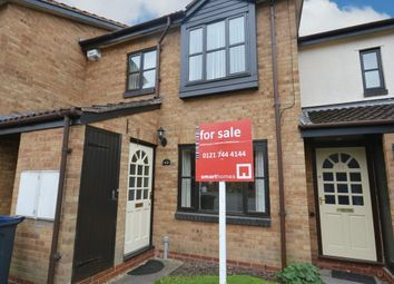 Thumbnail 1 bed maisonette for sale in Pembroke Way, Birmingham