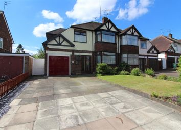 Thumbnail 4 bedroom semi-detached house for sale in Michaelmas Road, Coventry