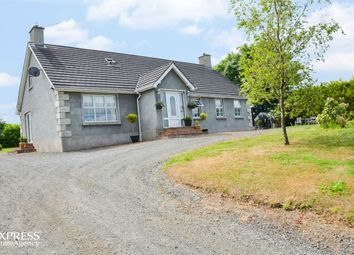 Thumbnail 5 bed detached bungalow for sale in Carnalbanagh Road, Broughshane, Ballymena, County Antrim