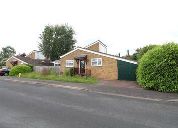 Thumbnail 3 bed detached bungalow for sale in Home Close, Bedford