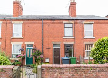 Thumbnail 2 bed terraced house for sale in Vincent Crescent, Chesterfield
