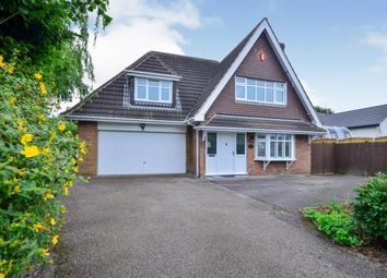 Thumbnail 4 bed detached house for sale in Dorchester Drive, Mansfield, Nottinghamshire