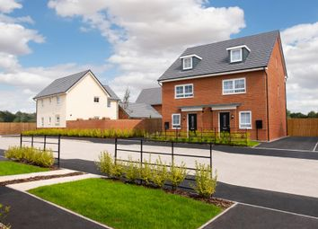 "Thumbnail 4 bed semi-detached house for sale in ""Queensville"" at Rosemary Drive, Northwich"