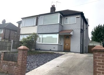 Thumbnail 3 bed semi-detached house for sale in Langworthy Road, Salford