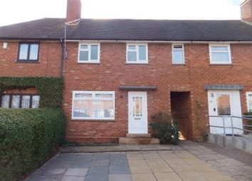 Thumbnail 2 bed terraced house to rent in Gibbons Road, Four Oaks, Sutton Coldfield