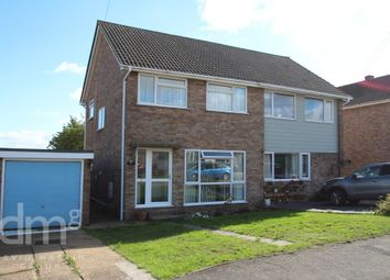 The Walk, Eight Ash Green, Colchester CO6. 3 bed semi-detached house