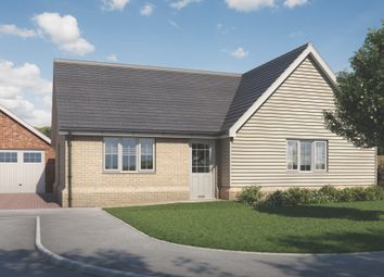 Thumbnail 3 bed bungalow for sale in Plot 5 Old Stables, Walton Road, Kirby-Le-Soken