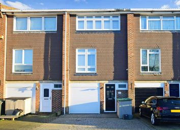 Thumbnail 4 bed town house for sale in Langley Meadow, Loughton, Essex