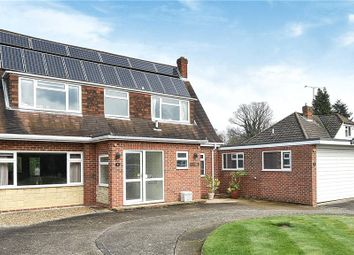 Thumbnail 3 bed detached house for sale in Copse Mead, Woodley, Reading