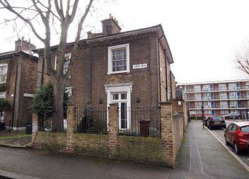 Thumbnail 3 bed end terrace house to rent in Albion Drive, London