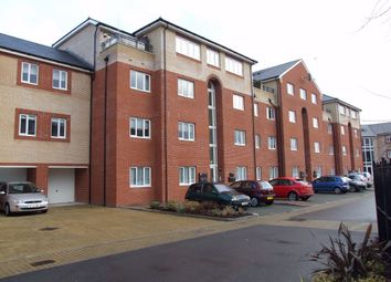 Thumbnail 2 bed flat to rent in Mills Way, Barnstaple, Devon